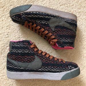 Women Nike Blazer Tweed Shoes on Poshmark